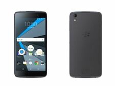 "BlackBerry India Warranty Blackberry DTEK50 16GB 3GB 5.2"" 13MP 8MP Black Colour"