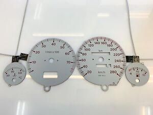 Audi 80 B3 B4 S2 PLASMA dials Tachoscheiben esferas