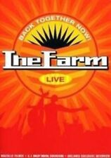 The Farm Back Together Now Live 2005/2006 DVD NEW SEALED Groovy Train/Altogether