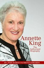 Annette King The Authorised Biography 9781988516370 | Brand New