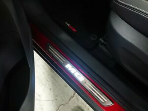 New genuine MG illuminated scuff plates suit MG3, GS , ZS , ZS-T & HS