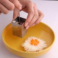 Tofu Cutter Stainless Steel Slicer Manual Press Shredder Cooking Vegetable Tools