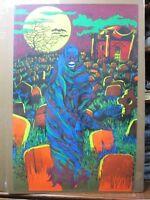 Prince of Darkness 1971 Black Light vintage Poster Large Inv#G2739