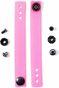 IWB Soft Loops w/Pull-The-Dot Security Snaps & Softloop Mounting Hardware 2 pack