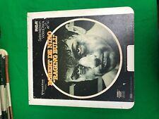 Raging Bull Robert De niro - Ced Movie Video Disc - Consignment