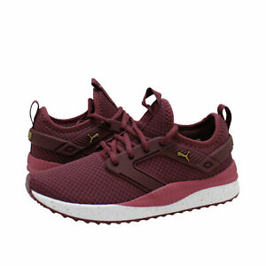 Women's Shoes PUMA PACER NEXT EXCEL TONAL Athletic Sneakers 36877702 BURGUNDY