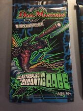 Very Rare Duel Masters DM-11 Blastosplosion Of Gigantic Rage 1 Sealed Pack