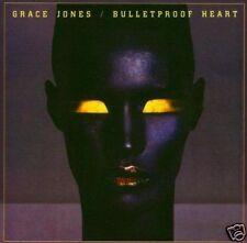 """CD GRACE JONES """"BULLETPROOF HEART""""  12 TITRES, OCCASION, TRES BON ETAT"""