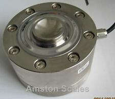 Compression Disk Load Cell 5000 Lb Spoke Sensor Strain Gauge Lcd Usa Seller New