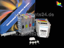 CISS HP Business Inkjet 1000 1100 1200 2200 10 11 c4844 c4836 c4838 c4837 emty