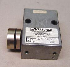 Klaschka commutateur de proximité iad-34zq65b12-1t3a NEUF