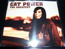Cat Power The Greatest CD Single - New