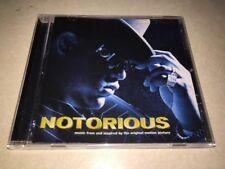 The Notorious B.I.G. NOTORIOUS Music From The Original Motion Picture CLEAN CD