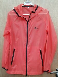 NEW TOTTIE PACK A WAY THIN LADIES 12 SHOWER RESISTANT RIDING JACKET FESTIVAL