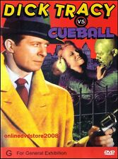 DICK TRACY vs CUEBALL (Morgan CONWAY Anne JEFFREYS) Classic Film DVD NEW SEALED