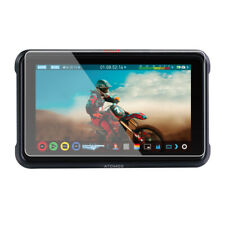 """2 pcs HD LCD Screen Protector for Atomos Ninja V 5"""" 4K HDMI Recording Monitor"""