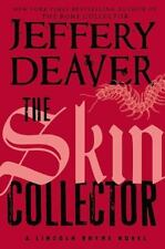 Lincoln Rhyme: The Skin Collector by Jeffery Deaver (2014, Hardcover)