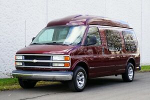 2001 Chevrolet Express Limited By Explorer Van Company Hightop