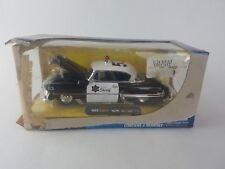 Jada HEAT County Sheriff 1953 Chevy Bel Air # 53 1:24 NEW