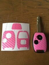 Carbon Film Decor Cover Key Key Honda Jazz CR-V R CIVIC ACCORD CRZ inside