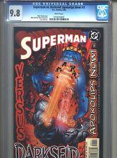 Superman vs. Darkseid: Apokolips Now! #1 CGC 9.8 (2003) Highest Grade