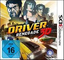 Nintendo 3ds Driver Renegade 3d tedesco come nuovo
