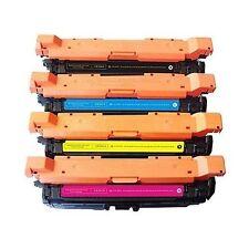 HP Color Laserjet CP4020 CP4025 CP4525 CP 4020 4025 4525 TONER SET 4 CARTRIDGES
