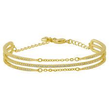 Swarovski Fine Gold-tone Bangle 5230668