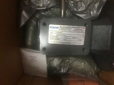 Morse Raider XB1071 T11K Gear Reducer 5:1, 1.28HP Input, 210 in/lbs Output NEW