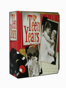 Time Life The Teen Years 10 CD Box Set Various Artists Limited Edition  CDs Teen