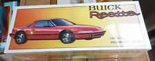 Buick Reatta Collectible PROMO 1/24 MODEL CAR MOUNTAIN RED PRE-ASSEMBLED