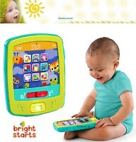 Bright Starts Lights & Sounds FunPad - Baby Tablet Learning Fun Toy - Brand New