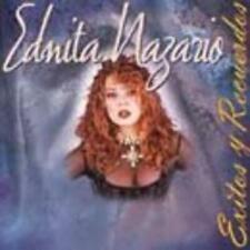 Exitos y Recuerdos ~ Ednita Nazario CD NEW