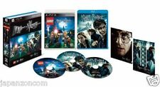 Used PS3 LEGO Harry Potter: Years 1-4  SONY PLAYSTATION 3 JAPAN JAPANESE IMPORT