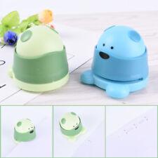Creative mini Bear enfants agrafeuse Stapleless Finisher éco-friendly_ft