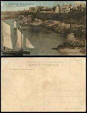 French Collectable Sailing Vessel Postcards