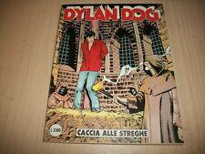 DYLAN DOG PRIMA SERIE ORIGINALE: N. 69 CACCIA ALLE STREGHE. BONELLI GIUGNO 1992