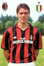 Ac Milan Cartolina Ufficiale 1988-89 Van Basten Marco!! Nuovissima!