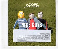 (HL82) We Are Scientists, Nice Guys - 2010 DJ CD
