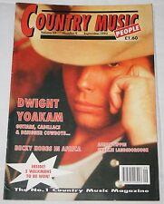 DWIGHT YOAKAM, BECKY  HOBBS - COUNTRY MUSIC PEOPLE , SEPTEMBER 1992