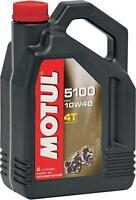 MOTUL OIL 5100 10W40 4T BLEND1G 104068