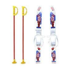 Kinderski Babyski Lernski 70cm 8 Farben für Kinder Weiß Clown mit Luftballon
