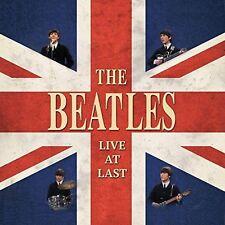 "The Beatles ""Live At Last"" 12"" Rojo Lp Vinilo-Nuevo"