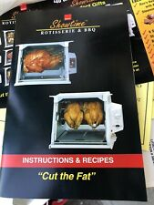 Ronco Showtime Rotisserie and Bbq Oven model 4000