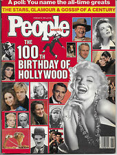 PEOPLE Weekly 2/9/87 100th Birthday of Hollywood MARILYN MONROE Cover