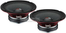 "2) DS18 PRO-X10M 10"" Midrange Speakers 1200W 8 Ohm Midbass Mid Bass Speaker PAIR"