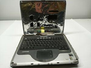 Compaq 2132RS Presario 2100 Laptop NO Ram/CPU/HDD/Caddy/Screen FOR PARTS