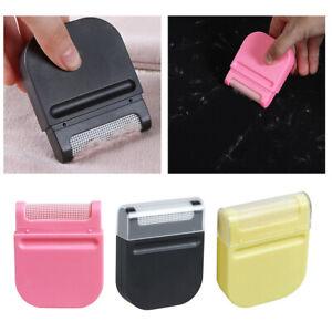 Mini Manual Lint Remover Pet Hair Ball Shaver Laundry Clothing Trimmer Epilator