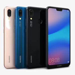Huawei P20 Lite ANE-LX1 32GB  64GB Unlocked 4G Android Smartphones Pristine A+++