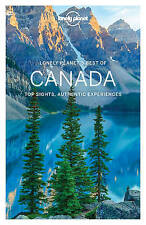 Best of Canada by Lonely Planet (Paperback, 2017)